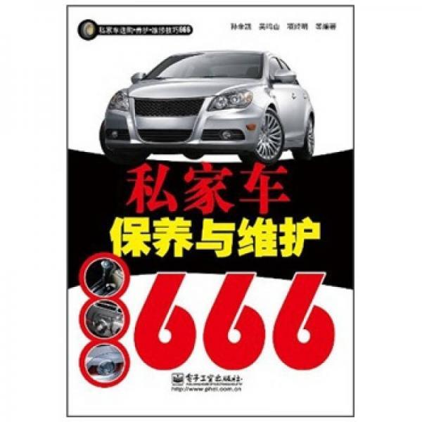 私家车保养与维护666(双色)