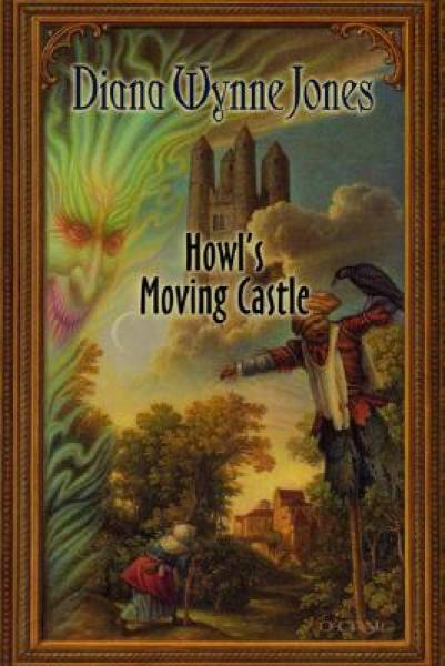 Howls Moving Castle哈尔的移动城堡 英文原版