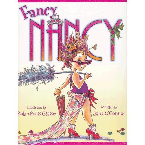 Fancy Nancy 漂亮的南希(精装)