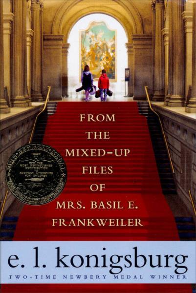 From the Mixed-up Files of Mrs Basil E. Frankweiler  天使雕像/巴兹尔弗兰维勒太太的混乱档案