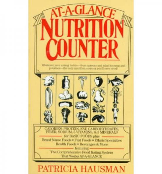 At-a-Glance Nutrition Counter