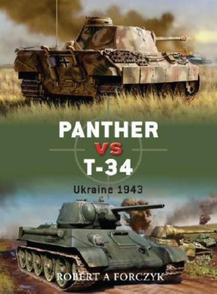 PanthervsT-34:Ukraine1943