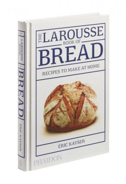 The Larousse Book of Bread法鲁斯面包制作书:家制菜谱