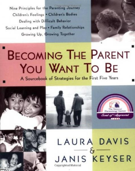 Becoming the Parent You Want to Be  A Sourcebook