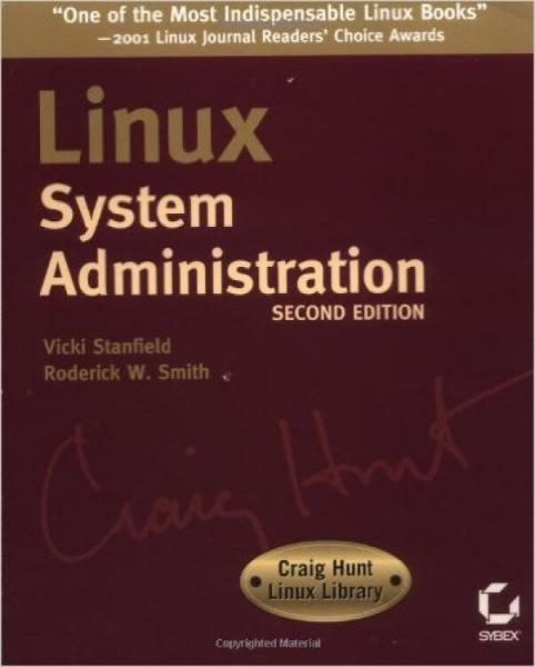 LinuxSystemAdministration,SecondEdition(CraigHuntLinuxLibrary)