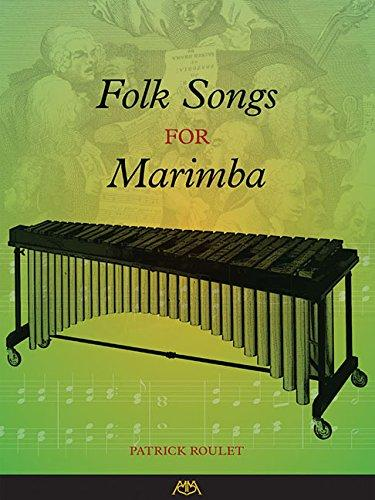 Folk Songs for Marimba