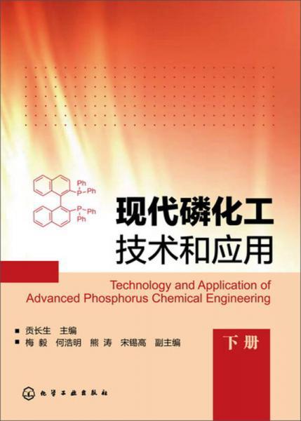 现代磷化工技术和应用(下册)
