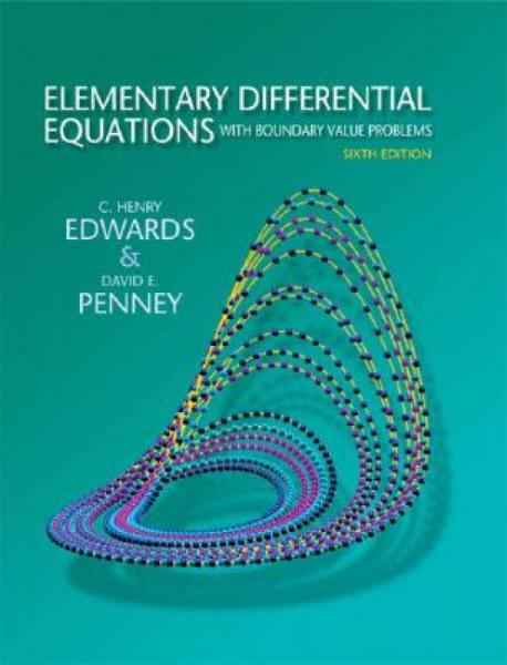 ElementaryDifferentialEquationswithBoundaryValueProblems