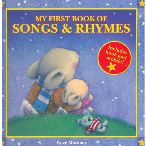 My First Book of Songs & Rhymes我的第一本儿歌和童谣