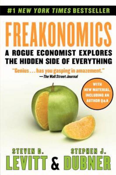 Freakonomics[魔鬼经济学]