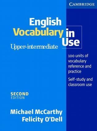 English Vocabulary in Use Upper-Intermediate with answers (Vocabulary in Use) (Vocabulary in Use) (Vocabulary in Use)