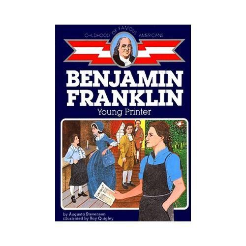 Ben Franklin: Young Printer
