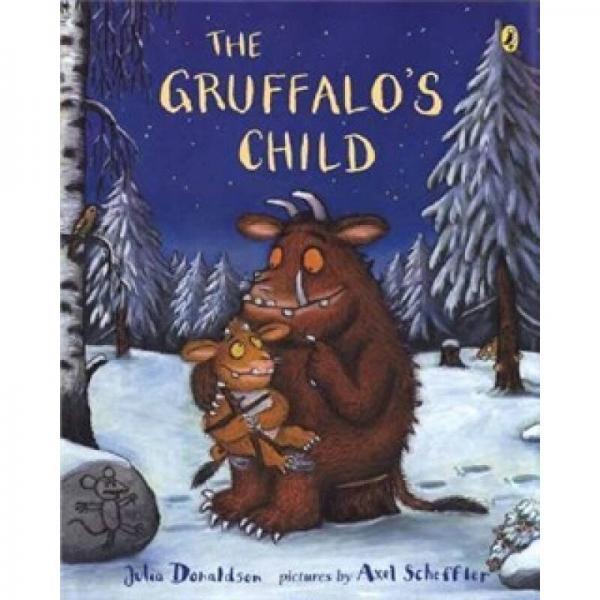The Gruffalos Child  咕噜牛宝宝 英文原版