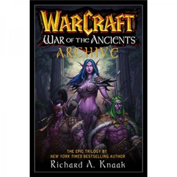 War of the Ancients Archive[魔售争霸上古之战档案]