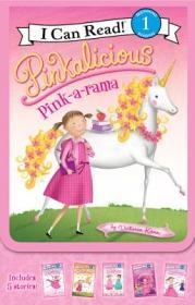 Pinkalicious:Pinkadoodles[粉红情缘:粉色涂鸦]