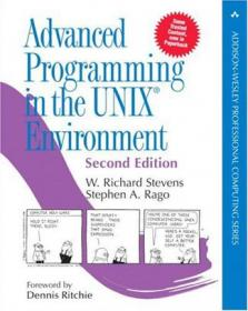 Advanced Programming in the UNIX(R) Environment (2nd Edition)