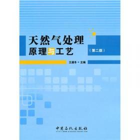 天然气处理与加工工艺/高等学校教学用书
