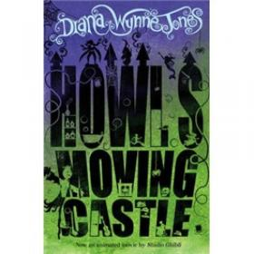 Howl's Moving Castle Picture Book