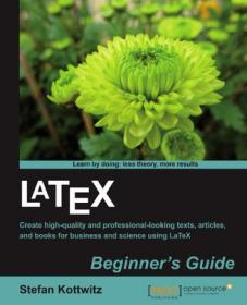 LaTeX for Complete Novices