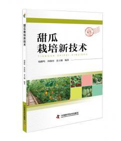 甜瓜高产优质栽培/农大版蔬菜系列丛书