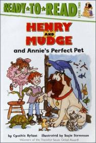 Henry and Mudge Get the Cold Shivers  冷的发抖