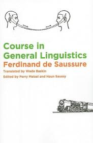 Curso de Linguistica general/ Course in General Linguistics