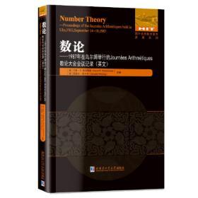 数论:概念和问题