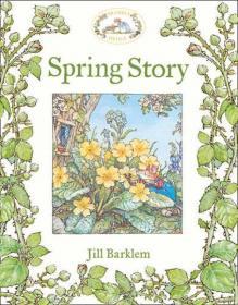 The Complete Brambly Hedge. by Jill Barklem  野蔷薇村的故事