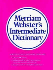 MerriamWebsters Advanced Learners English Dictionary