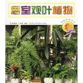 居室绿饰  家庭花园丛书