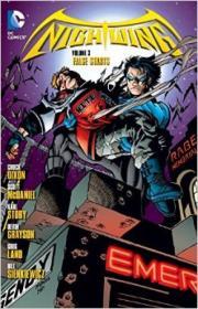Nightwing Vol. 2:Back to Blüdhaven