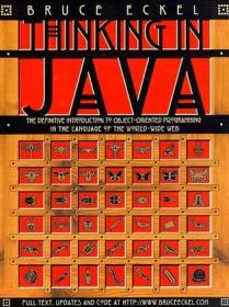 Thinking in Java (3rd Edition):Thinking in Java,Third Edition 英文电子版