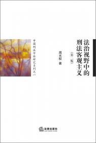 刑法总论(第四版)()