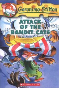 Geronimo Stilton #22: The Secret of Cacklefur Castle  老鼠记者22:卡科尔夫城堡