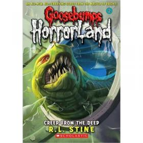 Goosebumps Horrorland - Hall of Horrors #3: The Five Masks of Dr. Screem, Special Edition
