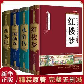 四大奇书与中国大众文化