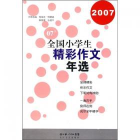 2004全国小学生精彩作文年选