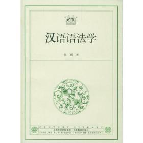 现代汉语附缀研究