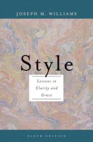 Style:Toward Clarity and Grace