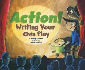 Action!: Professor Know-It-All's Illustrated Guide to Film & Video Making